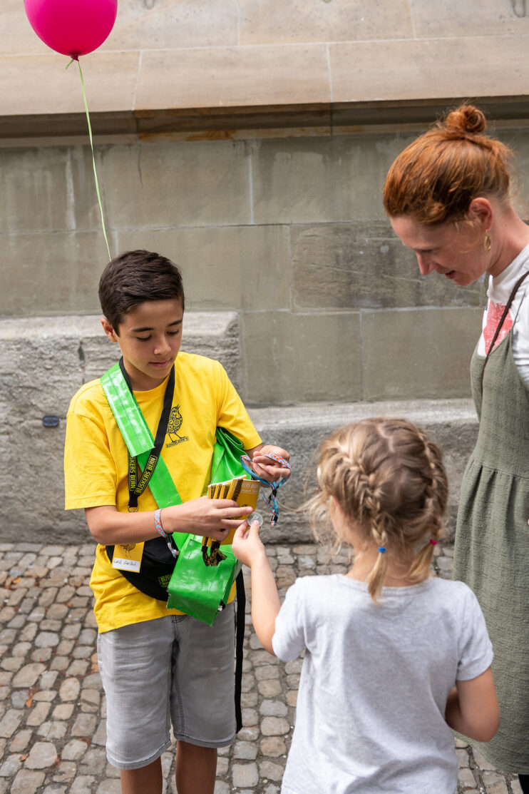 Volunteer @ Buskers Bern 2019